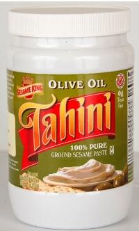 Sesame King Tahini , Olive Oil- 1 lb.